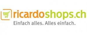 Logo ricardoshops.ch