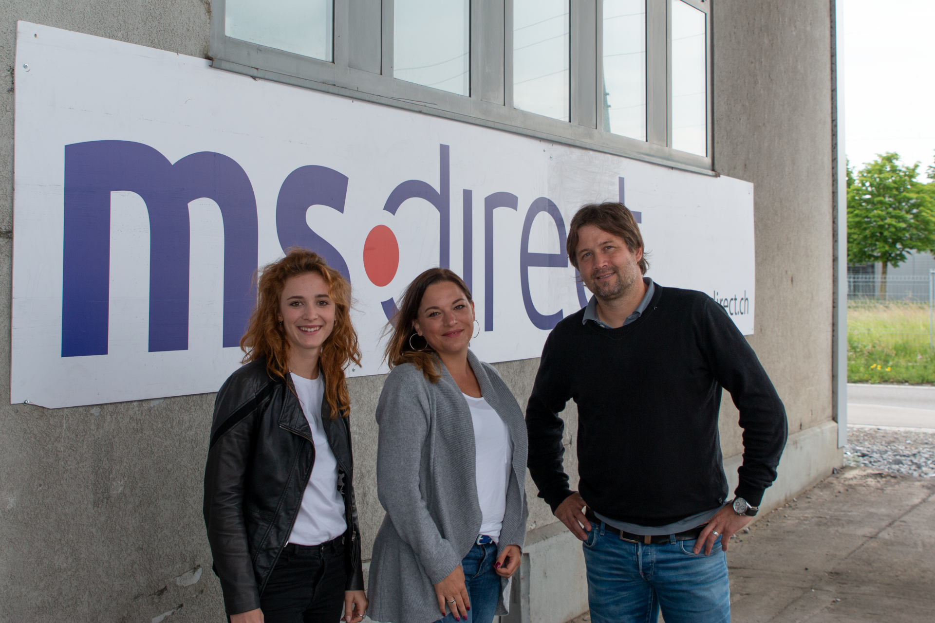 Tradebyte besucht MS Direct | Tradebyte Software GmbH