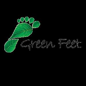 Logo Green Feet